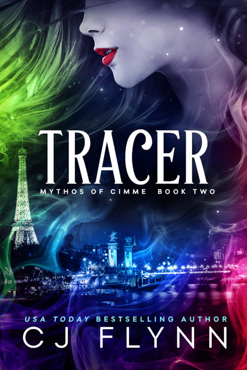 Mythos of Cimme, Book 2: Tracer