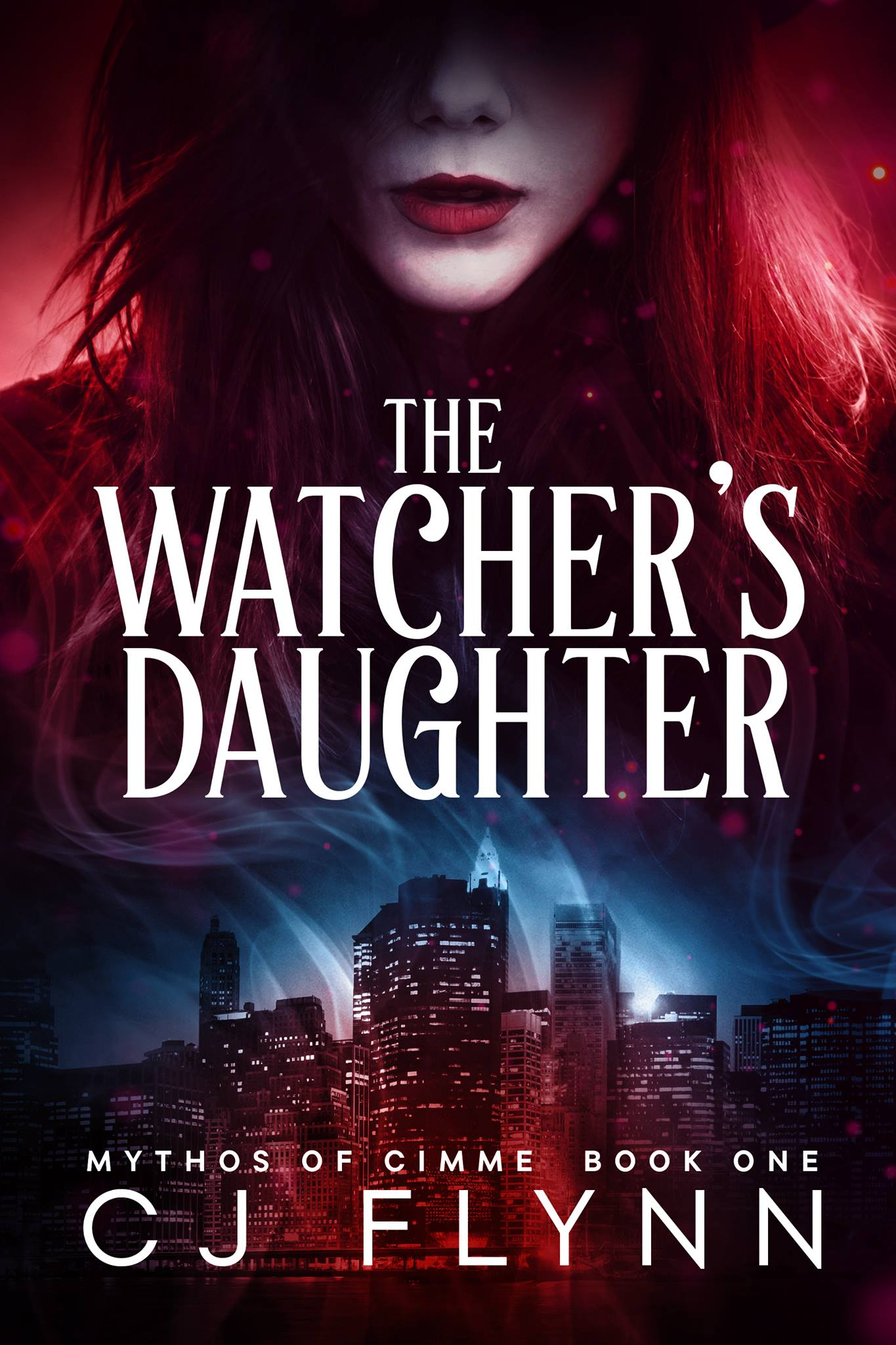 Mythos of Cimme, Book 1: The Watcher's Daughter