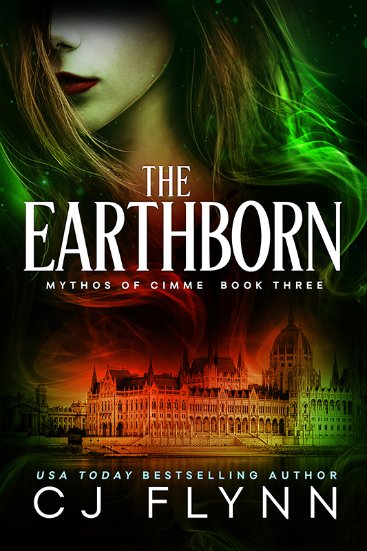 Mythos of Cimme, Book 3: The Earthborn